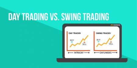 What's the Difference between Swing Trading vs Day Trading? - Which One Should You Choose to Make More Money in Exness
