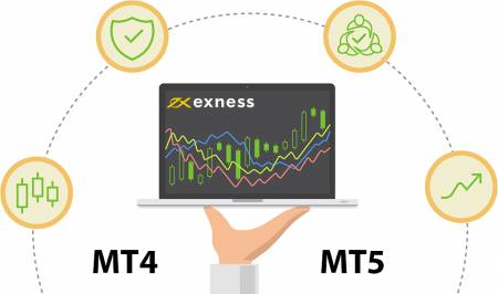 The difference between MT4 and MT5 by Exness