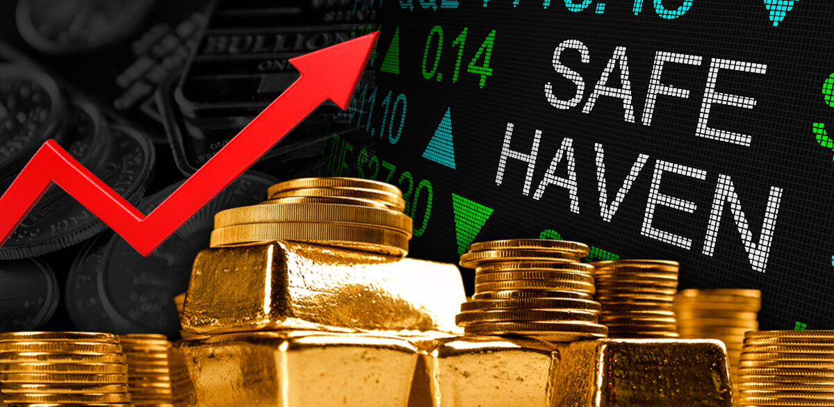 What is a Safe Haven Asset? How to Trade Them with Exness