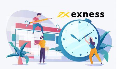 ช่วงเวลาใดที่ดีที่สุดในการเทรดตลาด Forex ใน Exness