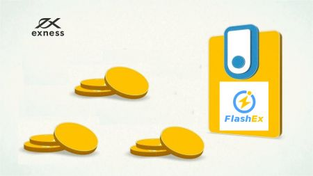 Deposit and Withdrawal on Exness using FlashEx in China