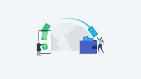 Depósito e saque no Exness usando transferência bancária on-line no México